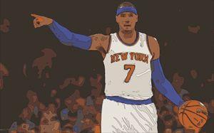 Carmelo Anthony Scorer