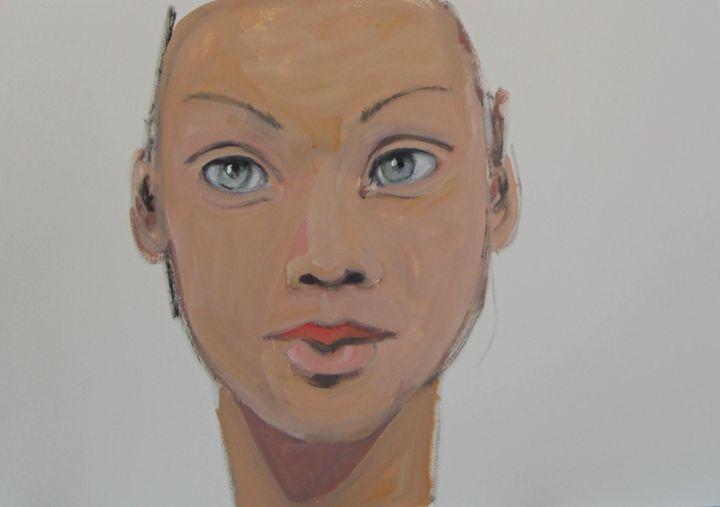Oil on Paper - nicole-legroumellec.f - Nicole Le Groumellec