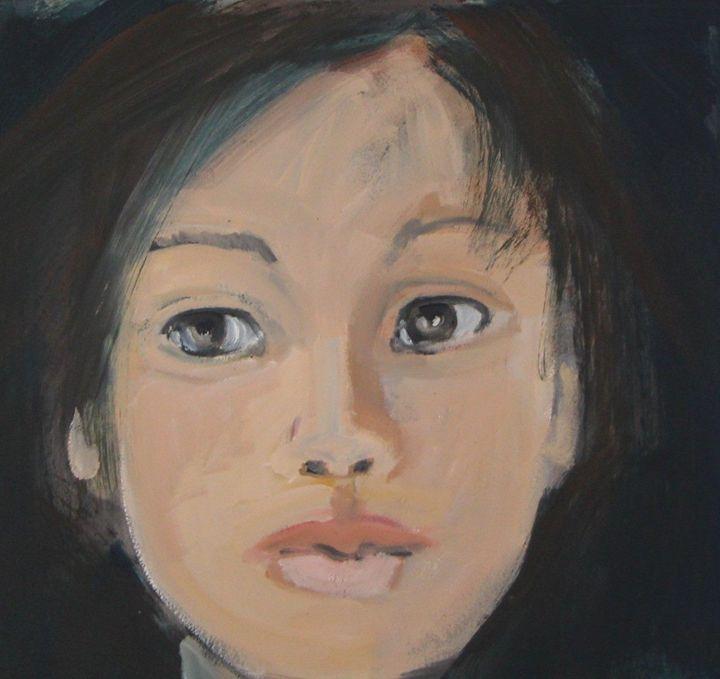 Portrait - Nicole Le Groumellec - Nicole Le Groumellec