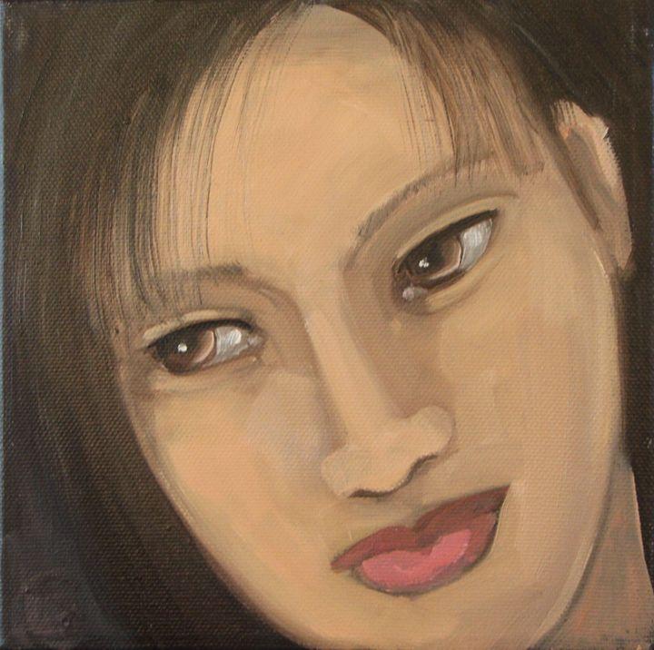 Oil on Canvas - nicole-legroumellec. - Nicole Le Groumellec