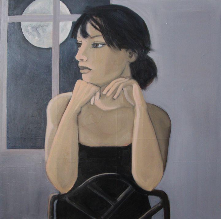 Intérieur Nuit - nicole-legroumellec - Nicole Le Groumellec