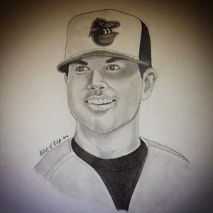 Baltimore Orioles Chris Davis