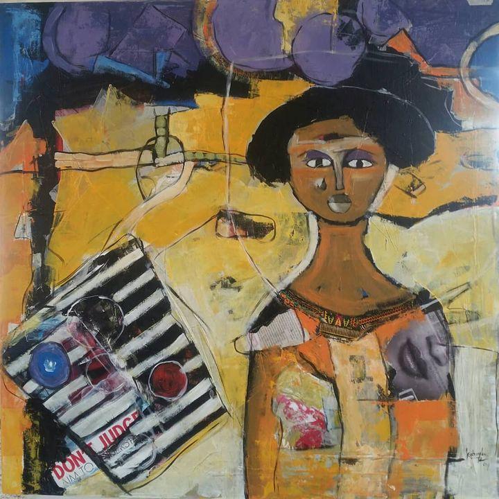 Don't judge - Katumba art