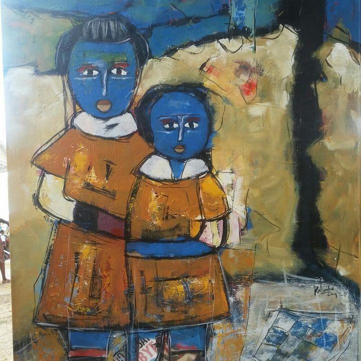 Twins - Katumba art