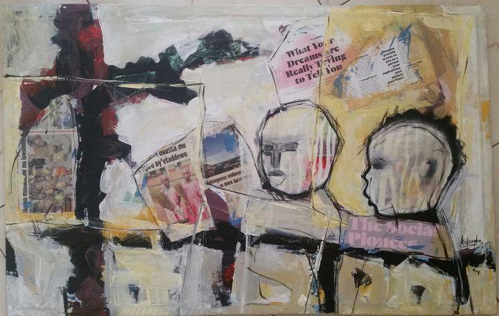 The dream - Katumba art