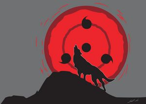 Sharingan Moon