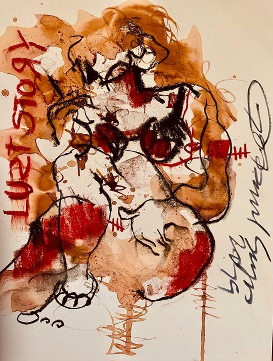 Lust Story - RedBlue Arts