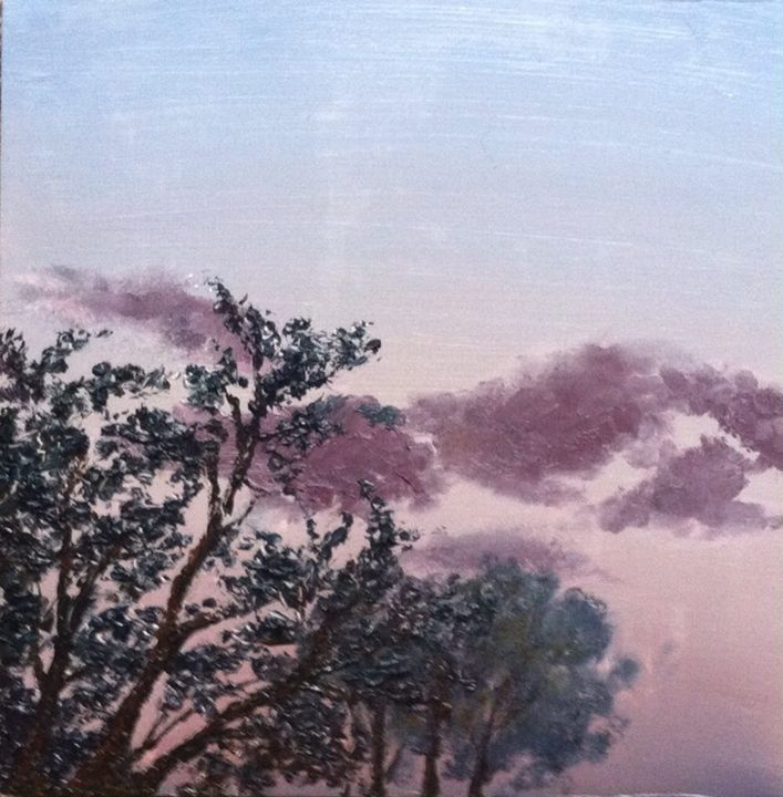 Dawn: View from Apartments - Mitchell Steven Stronczek