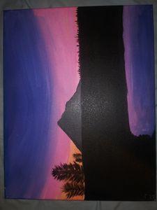 Pink/Purplish Sunset