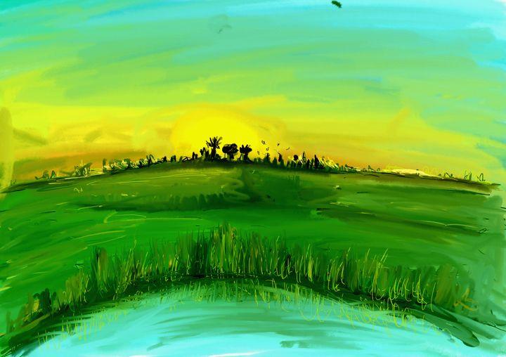 Landscape - Life and Art