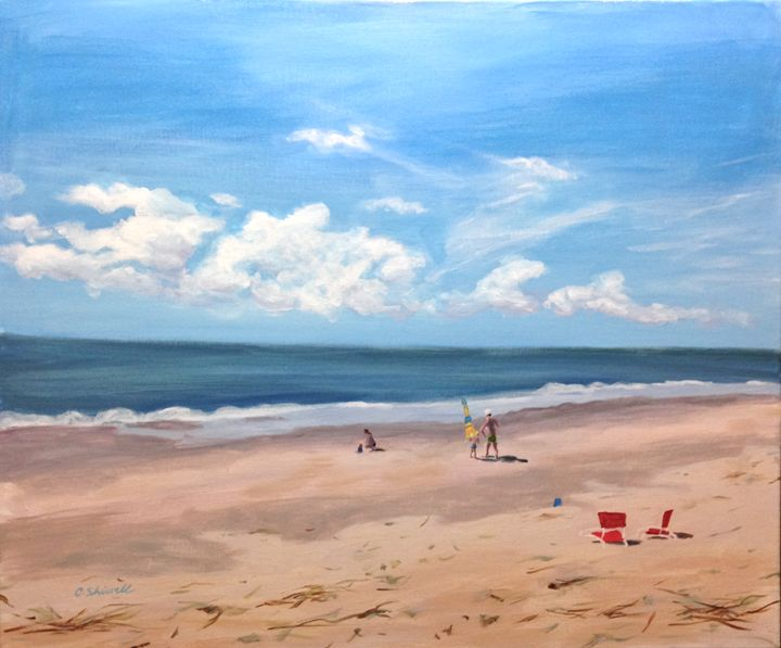 Beach II - Clarice Shirvell
