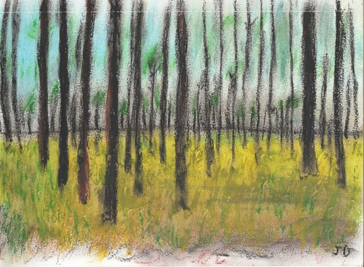 In The Woods - Drip Torch Studio