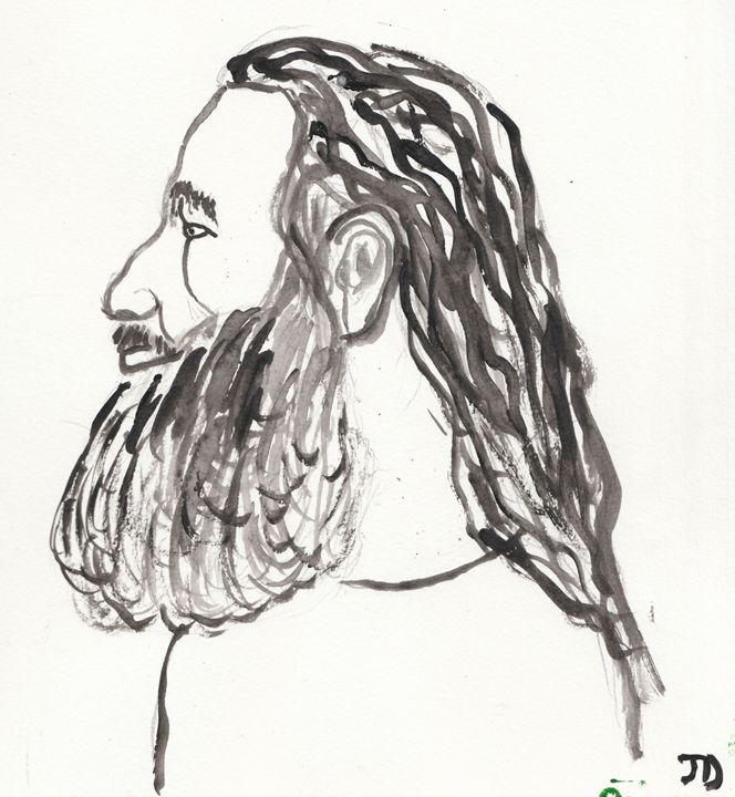 Beard - Drip Torch Studio