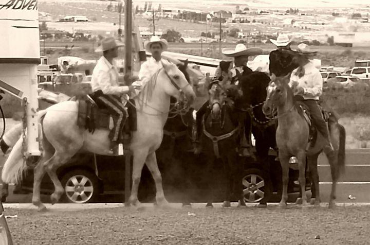 Basque Cowboys - Drip Torch Studio