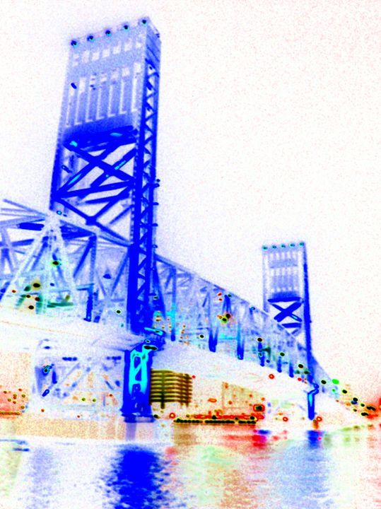 Main Street Bridge - Drip Torch Studio