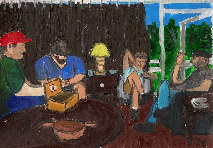Fine Cigars - Drip Torch Studio