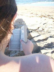 Reading Over Her Shoulder