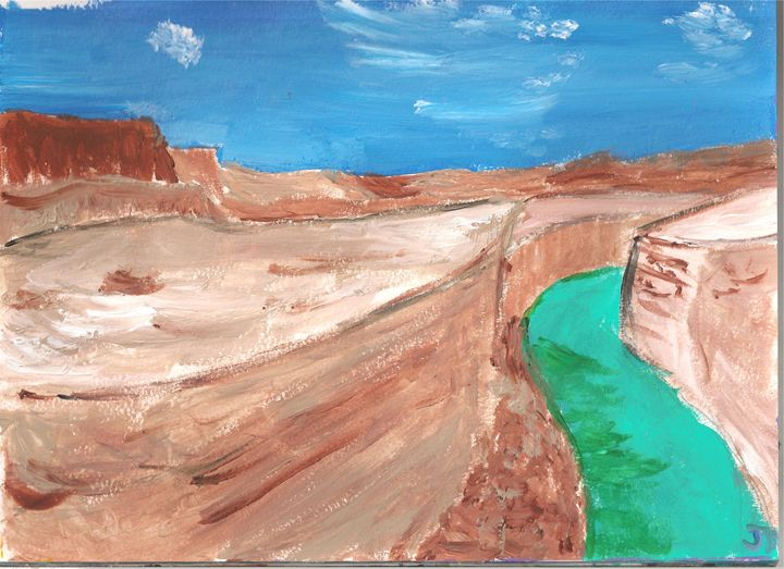 Colorado River - Drip Torch Studio