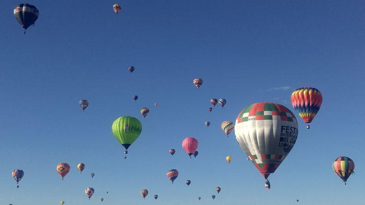 Balloons - Drip Torch Studio