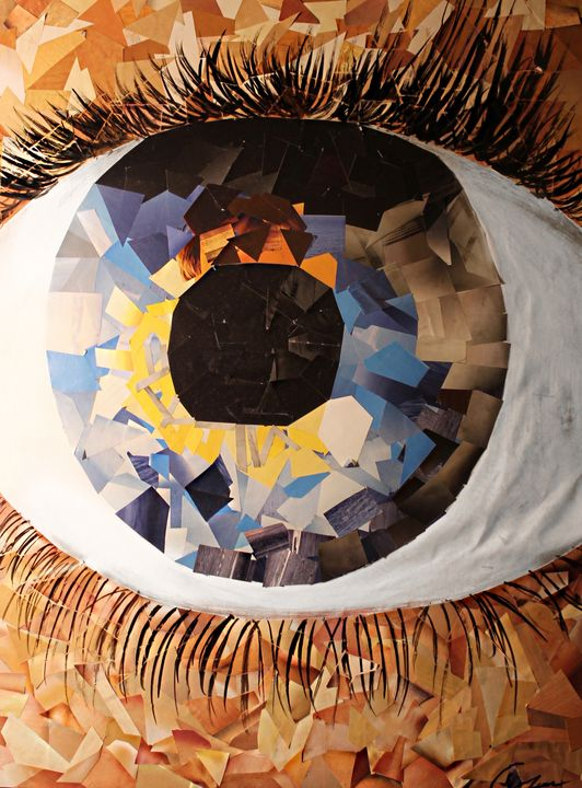 Eye See Everything - Gemma Cisneros