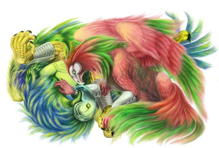 Color of Amazon - Maha-ma