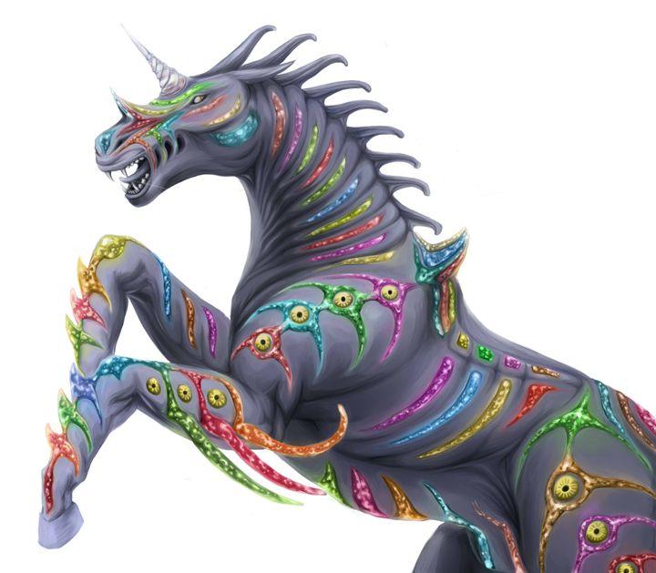 Rainbow Horse - Maha-ma