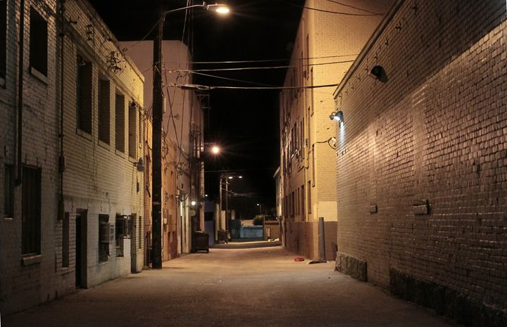 Lamps - Daniel Holmes