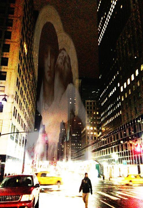 Pieta In Midtown #2 - Cusi