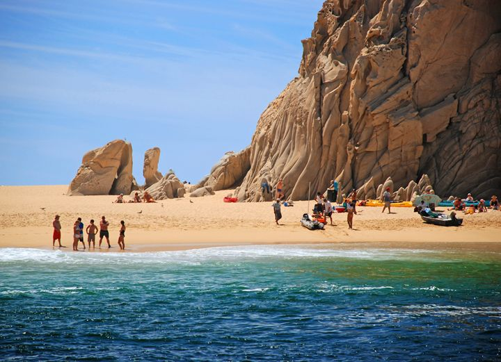 Lover's Beach, Cabo San Lucas - Photography by Brian Florky