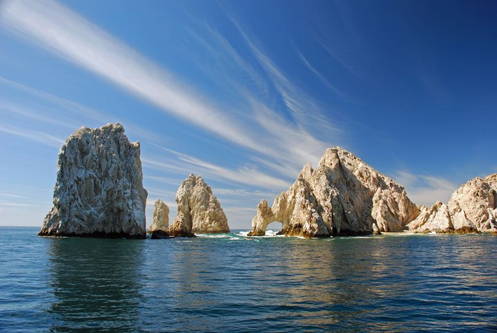 Land's End & Cabo's Arch - Photography by Brian Florky