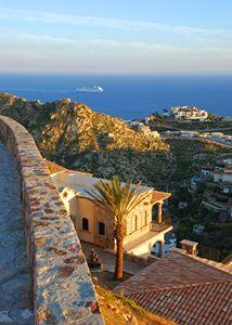 Ocean View Cliffside Villa