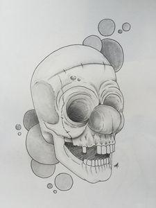 Skulls: Clown