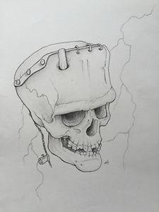 Skulls: Frankenstein