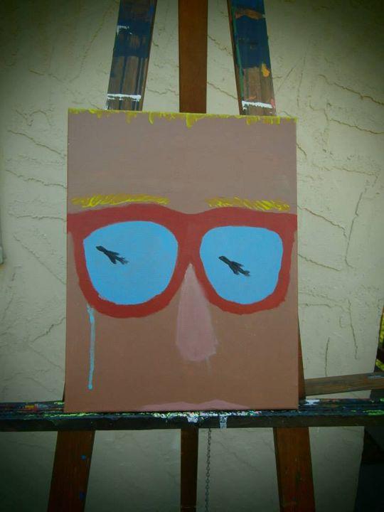 The Red Eye - Paul Sanders