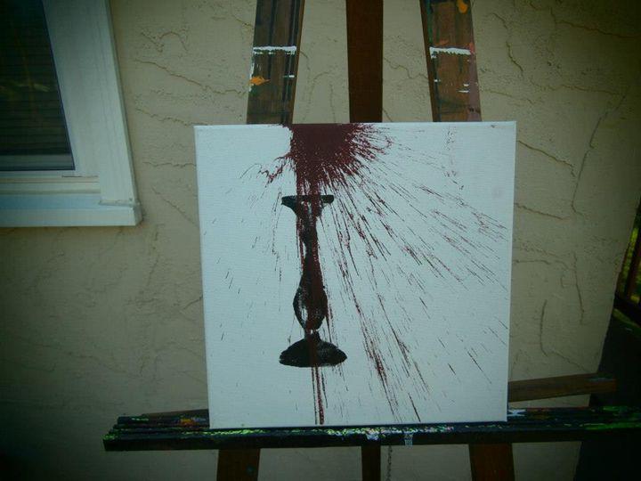 Clue Exhibit: Candle Stick - Paul Sanders