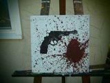 Clue Exhibit: Gun