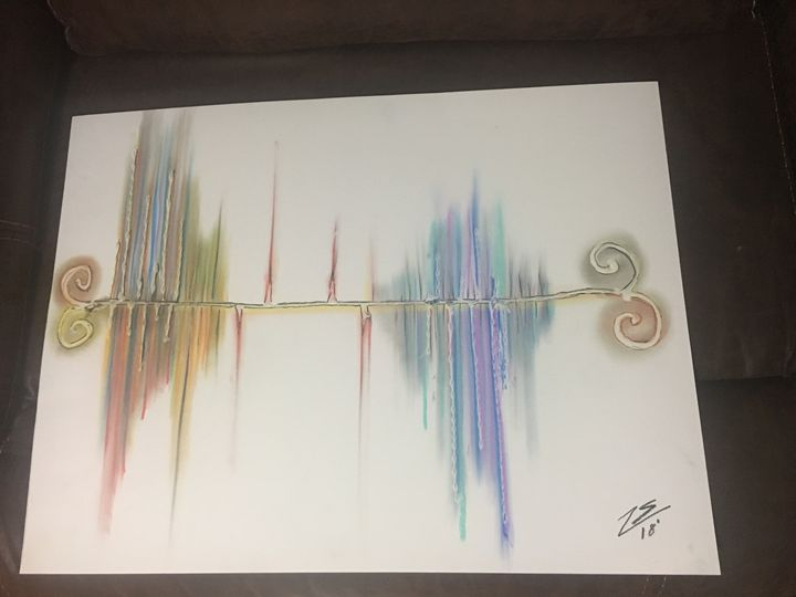 Abstract Sound - Zach's Art