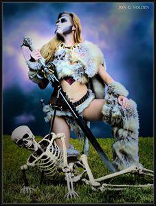 Necromancer - DunJon Fantasy Art
