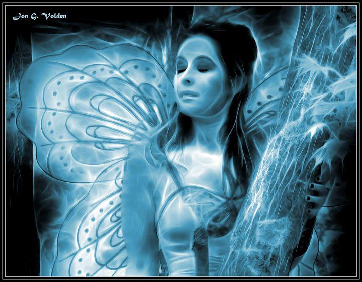A Fairy Moment - DunJon Fantasy Art