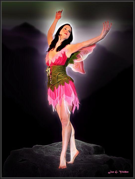 Fairy Rising - DunJon Fantasy Art