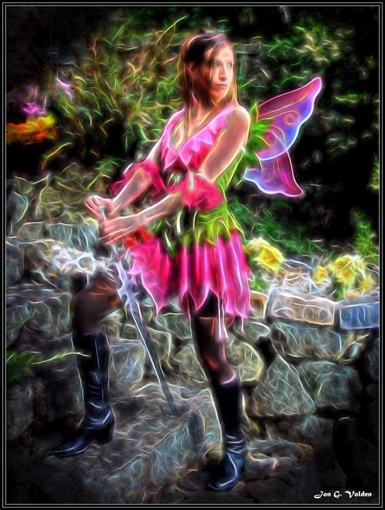 Fairy Colors - DunJon Fantasy Art
