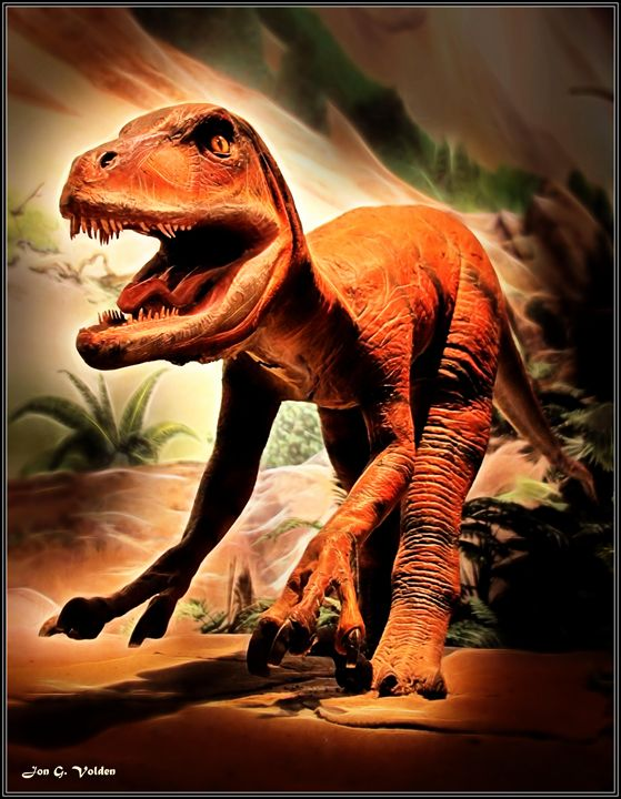 Raptor - DunJon Fantasy Art