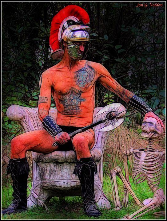 Silence Knave - DunJon Fantasy Art