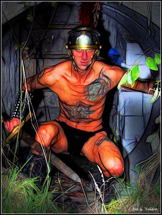Escape Tunnel - DunJon Fantasy Art