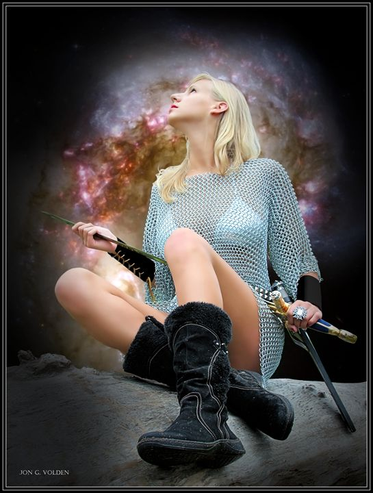 Star Struck - DunJon Fantasy Art
