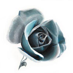Blue Rose 005