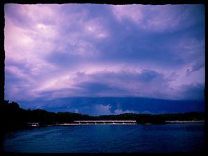 Laurel Lake Storm