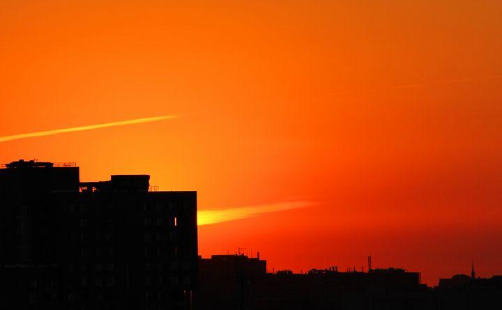 Urban Sunrise - Isaac Stearns