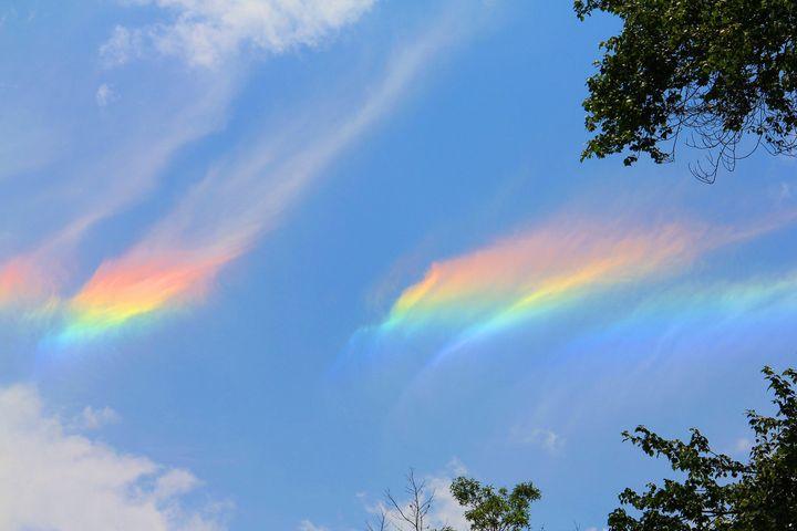 Fire Rainbow - Isaac Stearns