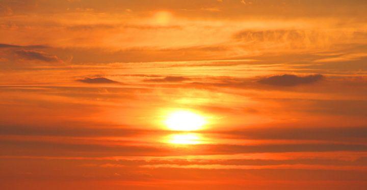 Morning Glow - Isaac Stearns